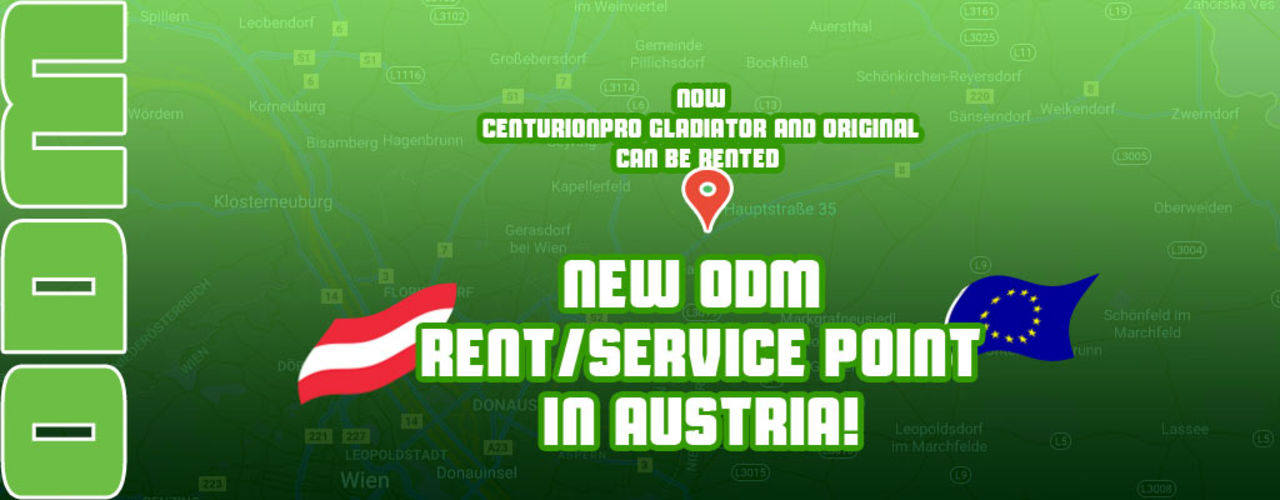 new service point in austria