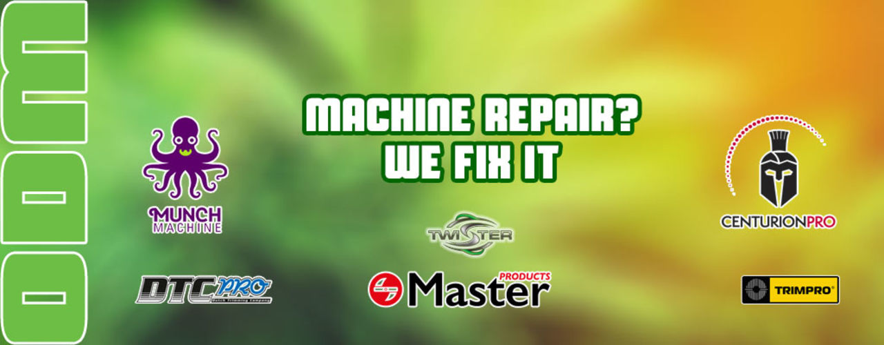 We repare all harversting machine brands!