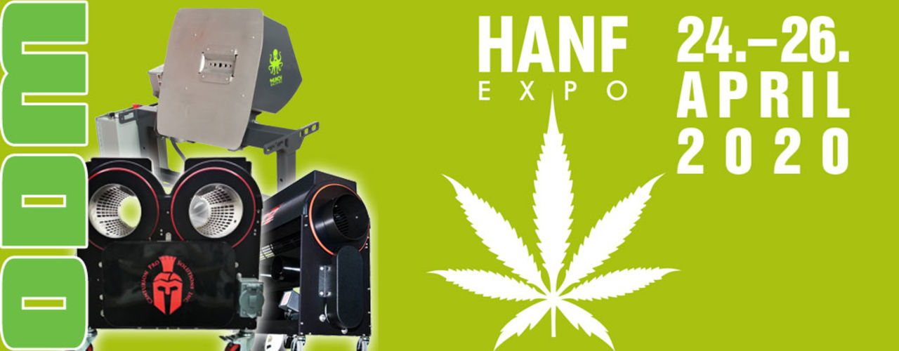 Visit us at Hanf Expo in Wien!